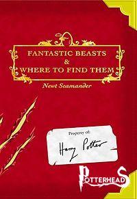 Animali Fantastici e Dove Trovarli Harry Potter - PotterPedia.it