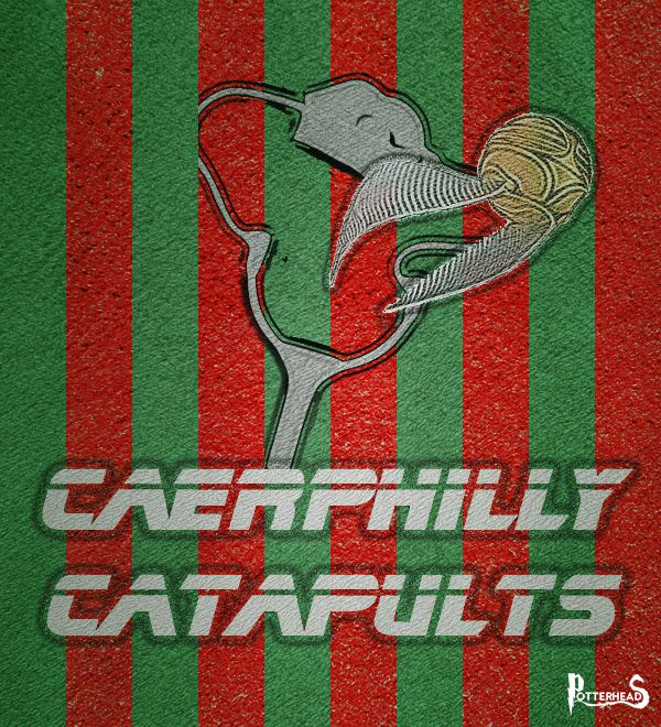 Caerphilly Catapults Harry Potter - PotterPedia.it