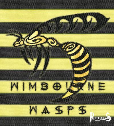 Wimbourne Wasps Harry Potter - PotterPedia.it
