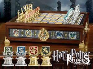 Scacchi dei Maghi Harry Potter - PotterPedia.it