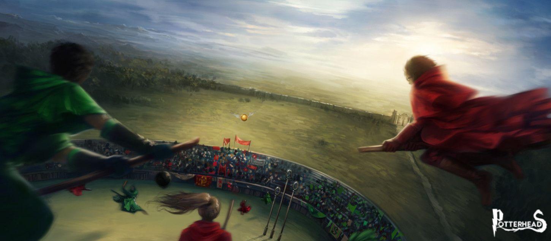Coppa del Mondo di Quidditch Harry Potter - PotterPedia.it