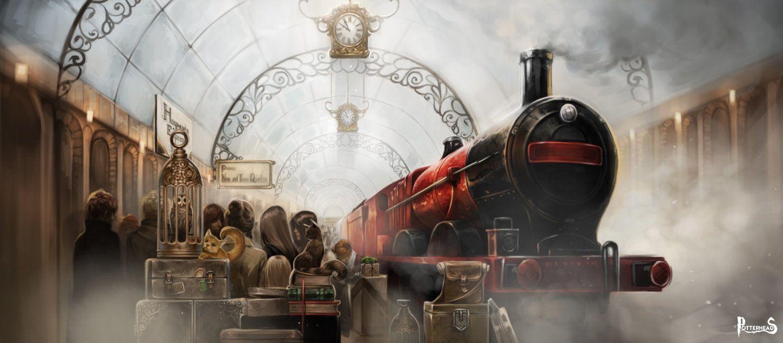 Espresso per Hogwarts Harry Potter - PotterPedia.it