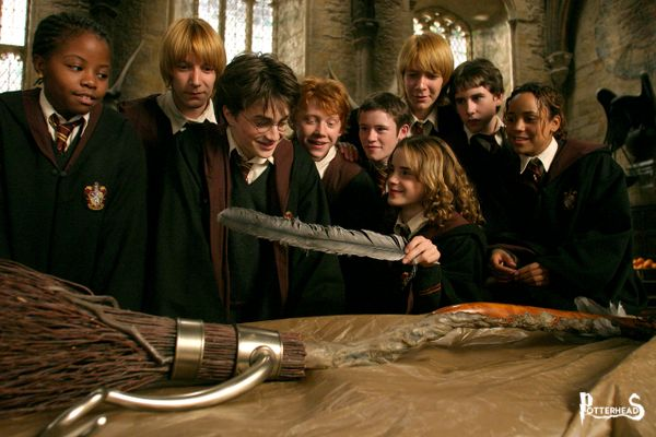 Firebolt Harry Potter - PotterPedia.it