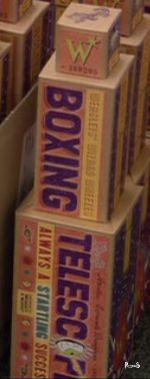 Cannocchiale Pugno Harry Potter - PotterPedia.it