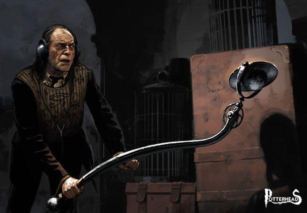Sensore Segreto Harry Potter - PotterPedia.it