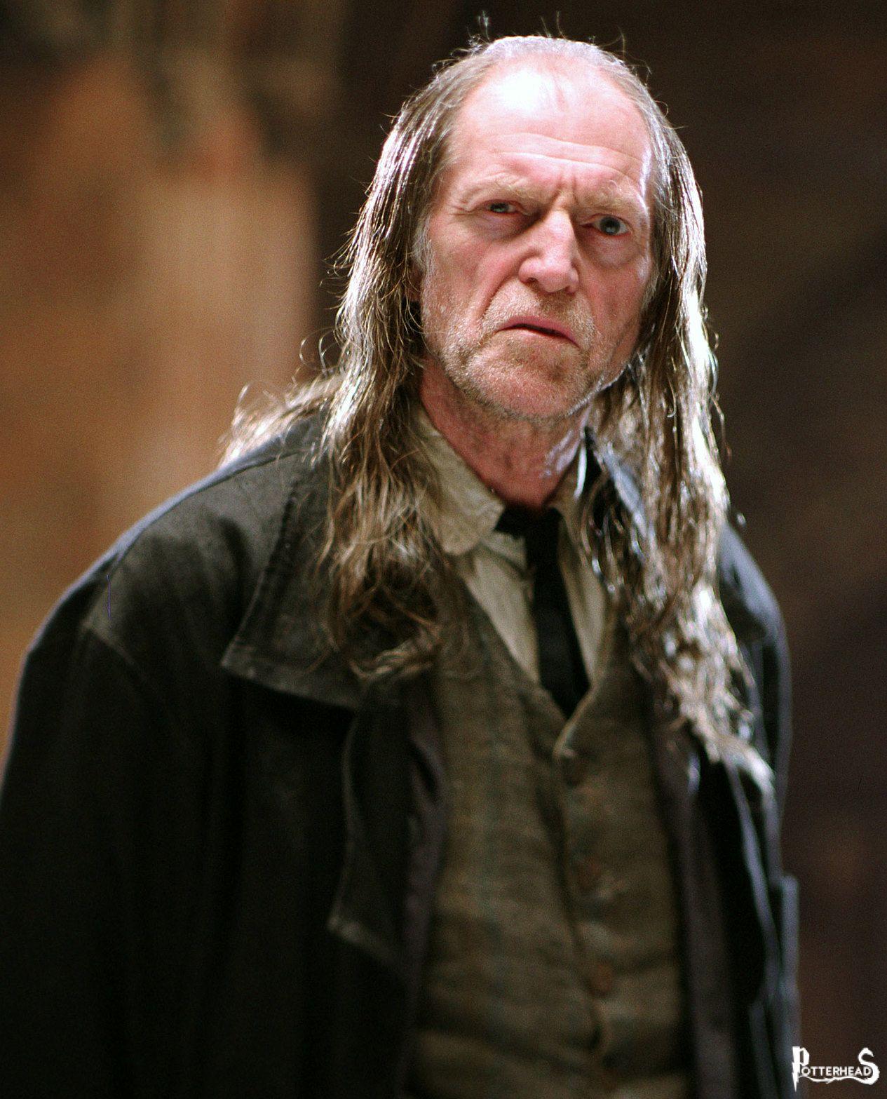 Magonò Harry Potter - PotterPedia.it
