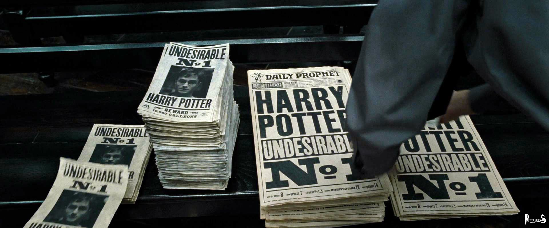 Squadra Speciale Magica Harry Potter - PotterPedia.it