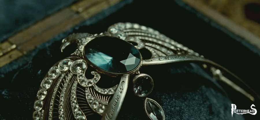 Diadema di Cosetta Corvonero Harry Potter - PotterPedia.it