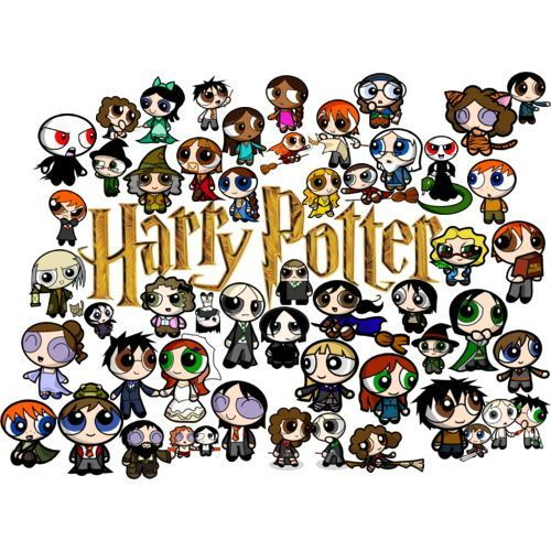 PotterPuff Harry Potter - PotterPedia.it