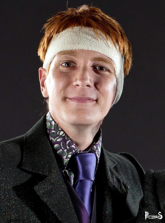 George Weasley: un amico oltre che un mattacchione Harry Potter - PotterPedia.it