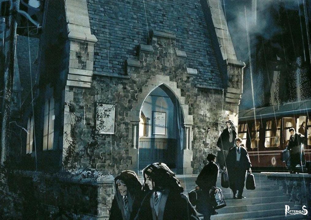 Perch� tutti gli studenti devono andare a King's Cross? Harry Potter - PotterPedia.it