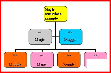 Magic, Genes, and Pure Blood  by glamourousgeek Harry Potter - PotterPedia.it
