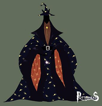 How should be wizard fashion? By Lordddorian Harry Potter - PotterPedia.it