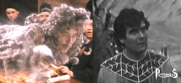 Attori comuni tra Harry Potter e Doctor Who by Steve Pik Harry Potter - PotterPedia.it