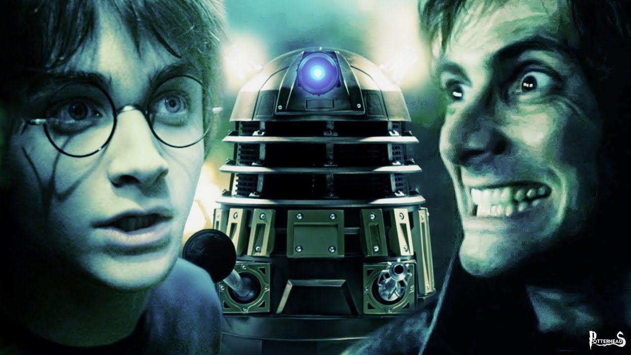 Attori comuni tra Harry Potter e Doctor Who Harry Potter - PotterPedia.it