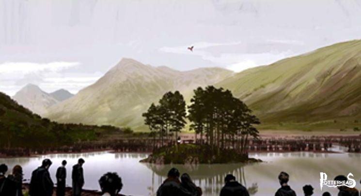 Tomba Albus Silente Harry Potter - PotterPedia.it