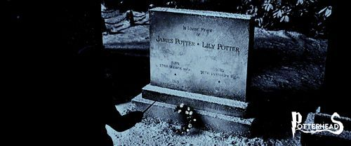 Tomba Famiglia Potter Harry Potter - PotterPedia.it