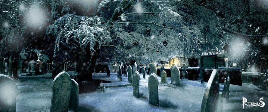 Tomba Famiglia Potter Harry Potter - PotterPedia.it