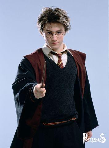 Abbigliamento dei Maghi Harry Potter - PotterPedia.it