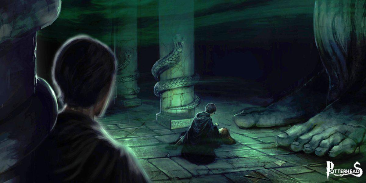 Tom Riddle - Le origini del male By Caleel Harry Potter - PotterPedia.it