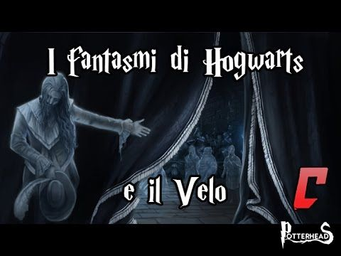 I Fantasmi di Hogwarts e il Velo By Caleel Harry Potter - PotterPedia.it