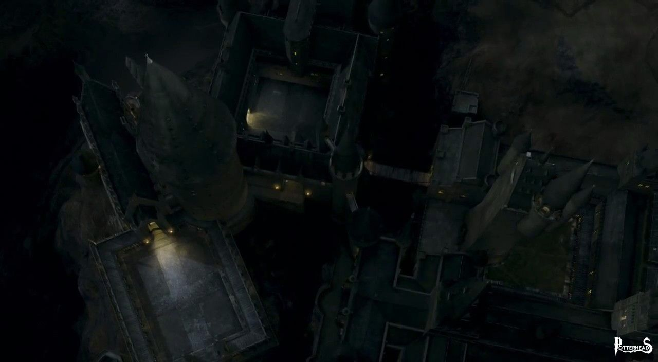Castello di Hogwarts Harry Potter - PotterPedia.it