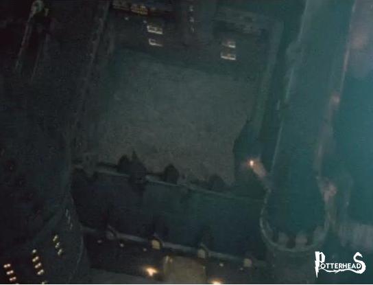 Cortile Lastricato Harry Potter - PotterPedia.it