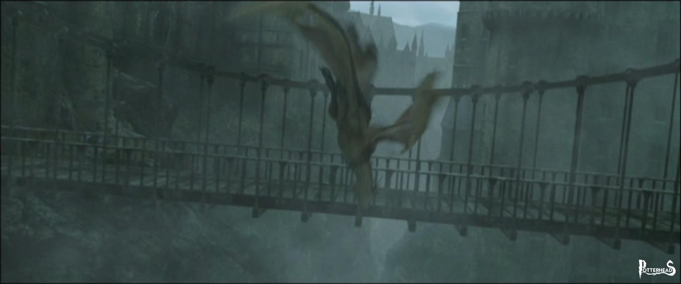 Ingresso dal Ponte Sospeso Harry Potter - PotterPedia.it
