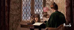 Ufficio del Direttore di Grifondoro Harry Potter - PotterPedia.it
