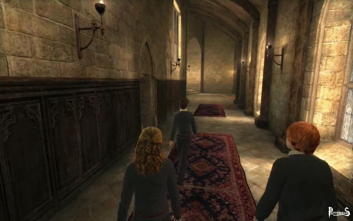 Corridoio del Secondo Piano Harry Potter - PotterPedia.it