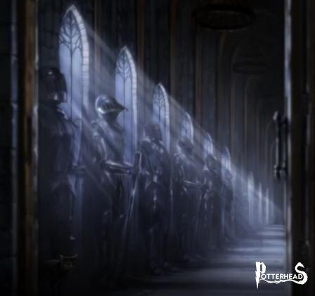 Galleria delle Armature Harry Potter - PotterPedia.it