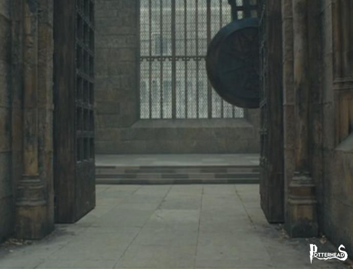 Ingresso Torre dell'Orologio Harry Potter - PotterPedia.it