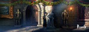 Passaggio della Strega Orba Harry Potter - PotterPedia.it