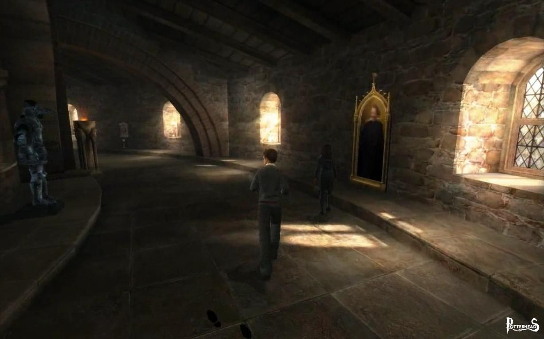 Corridoio del Terzo Piano Harry Potter - PotterPedia.it