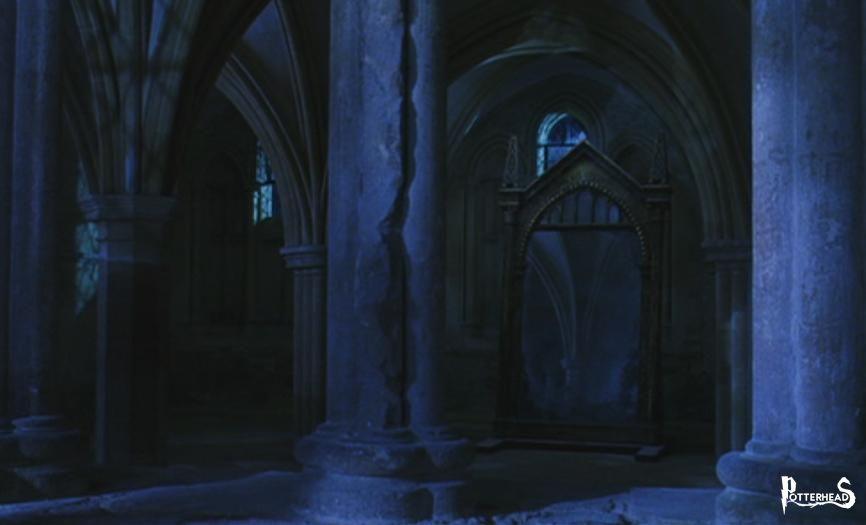 Ripostiglio dello Specchio delle Brame Harry Potter - PotterPedia.it