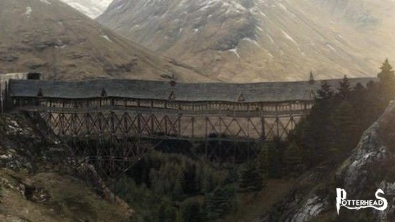 Ponte di Legno Harry Potter - PotterPedia.it