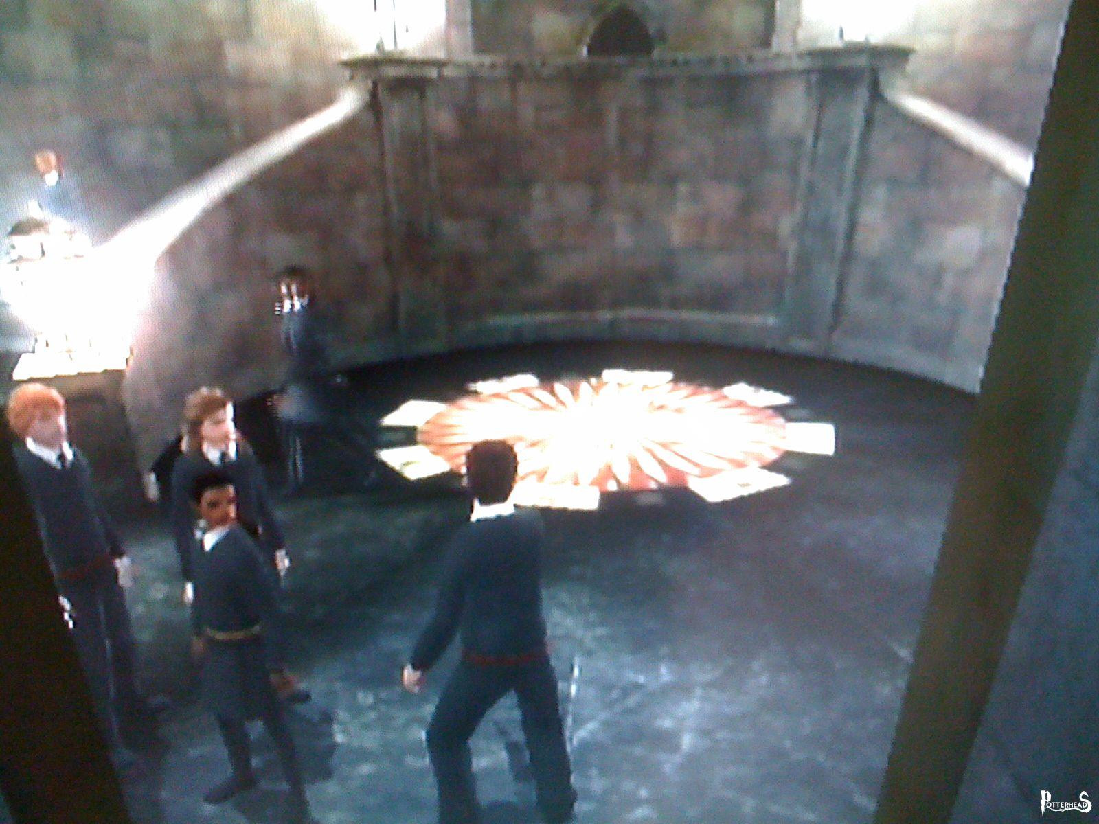 Corridoio del Quinto Piano Harry Potter - PotterPedia.it