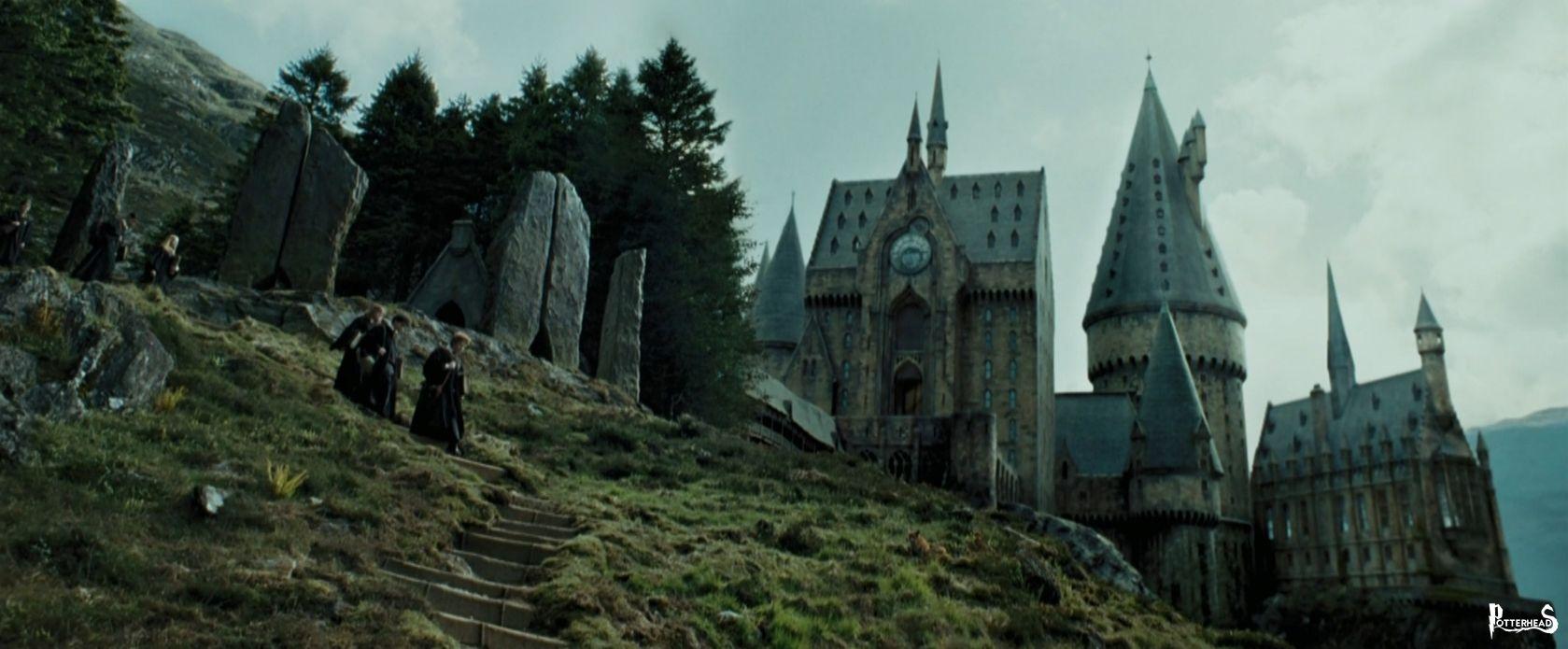 Cerchio di Pietre Harry Potter - PotterPedia.it