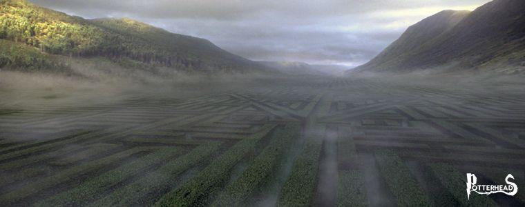 Campo di Quidditch di Hogwarts Harry Potter - PotterPedia.it