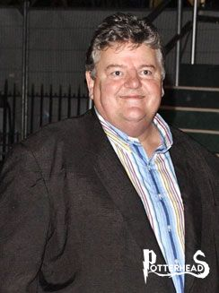 Robbie Coltrane Harry Potter - PotterPedia.it