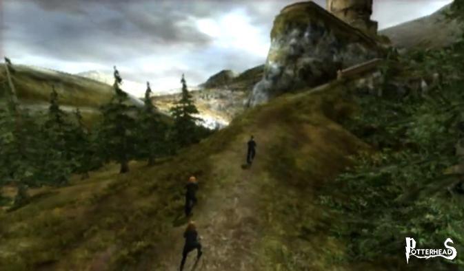 Sentiero per la Guferia Harry Potter - PotterPedia.it