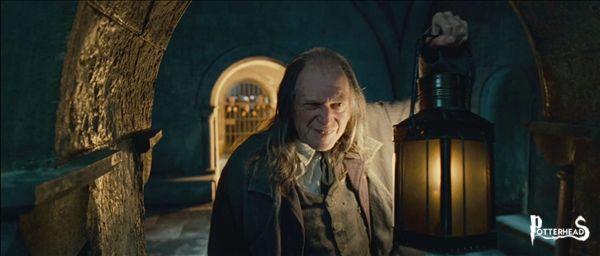 Stanza delle Punzioni Harry Potter - PotterPedia.it