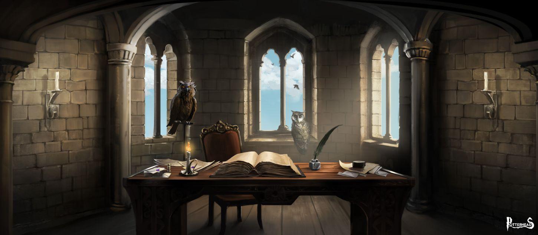 Piuma dell'Accettazione e Libro dell'Ammissione by J.K. Rowling Harry Potter - PotterPedia.it