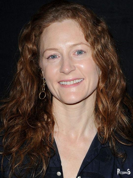 Geraldine Somerville Harry Potter - PotterPedia.it