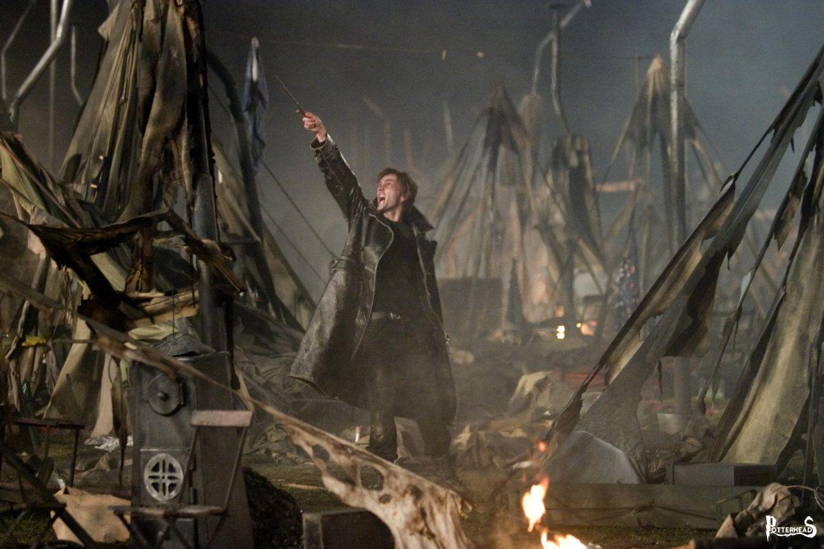 Articolo Gazzetta del Profeta 1994: Scene di terrore alla Coppa del Mondo di Quidditch Harry Potter - PotterPedia.it