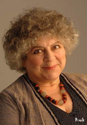 Miriam Margolyes Harry Potter - PotterPedia.it