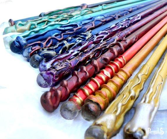 Gli strumenti del mago nelle Arti Oscure Harry Potter - PotterPedia.it