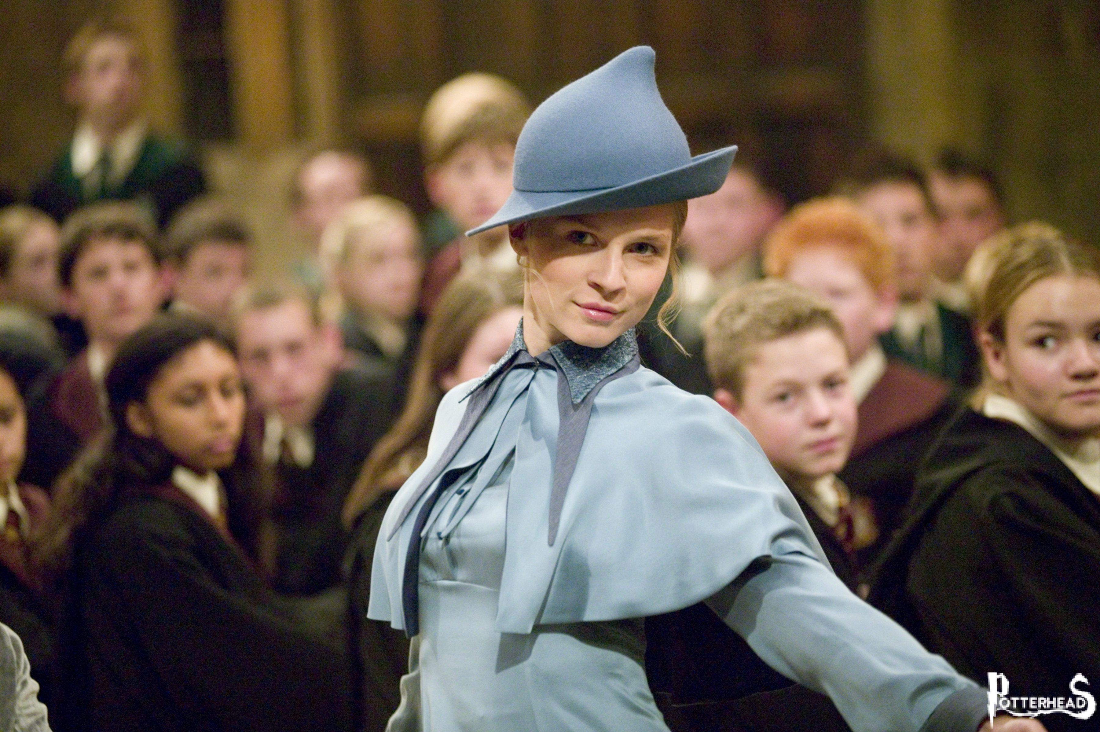 Eroi Sconosciuti: Fleur Delacour Harry Potter - PotterPedia.it