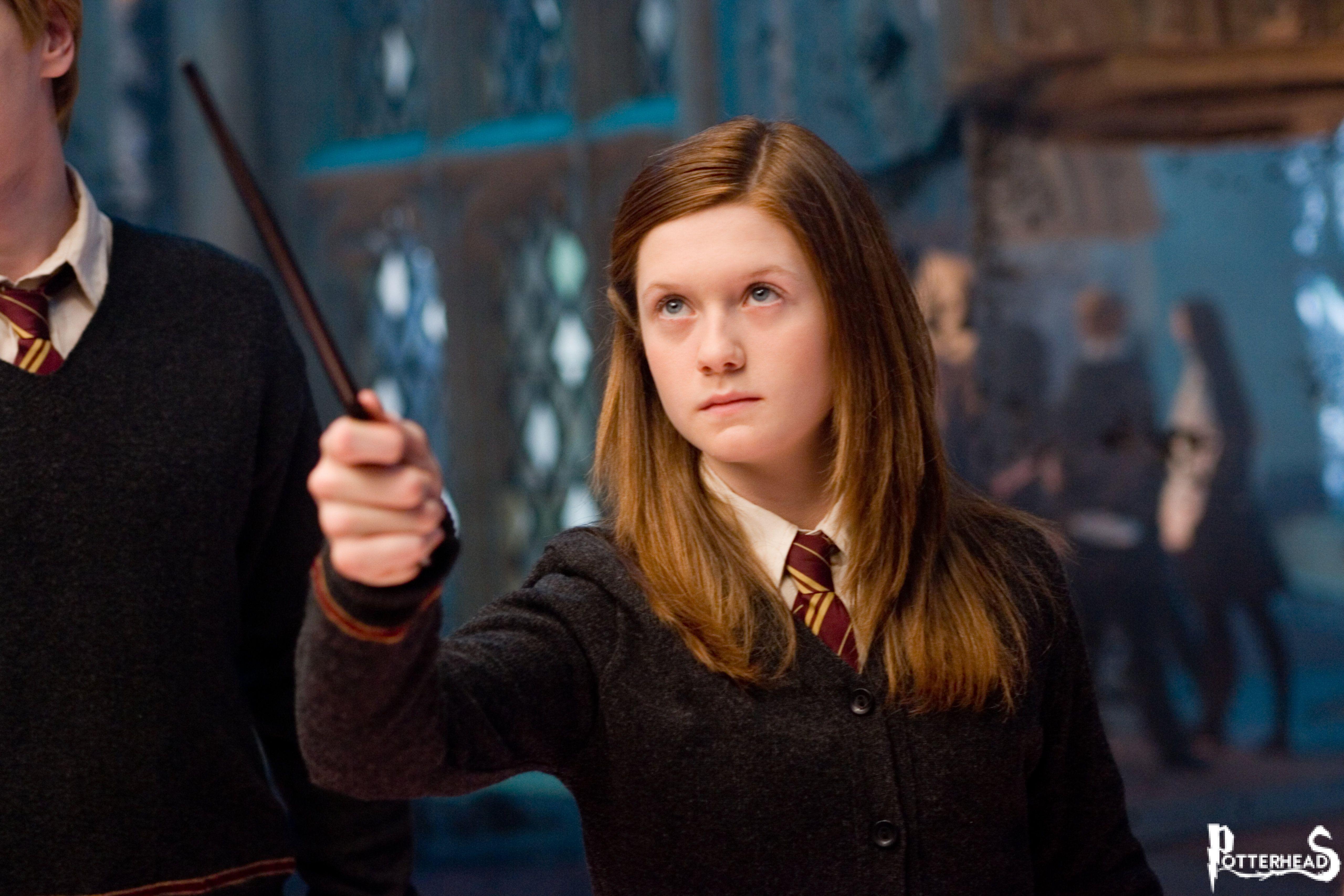 Perché Ginny è