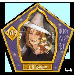 J.K.Rowling Harry Potter - PotterPedia.it